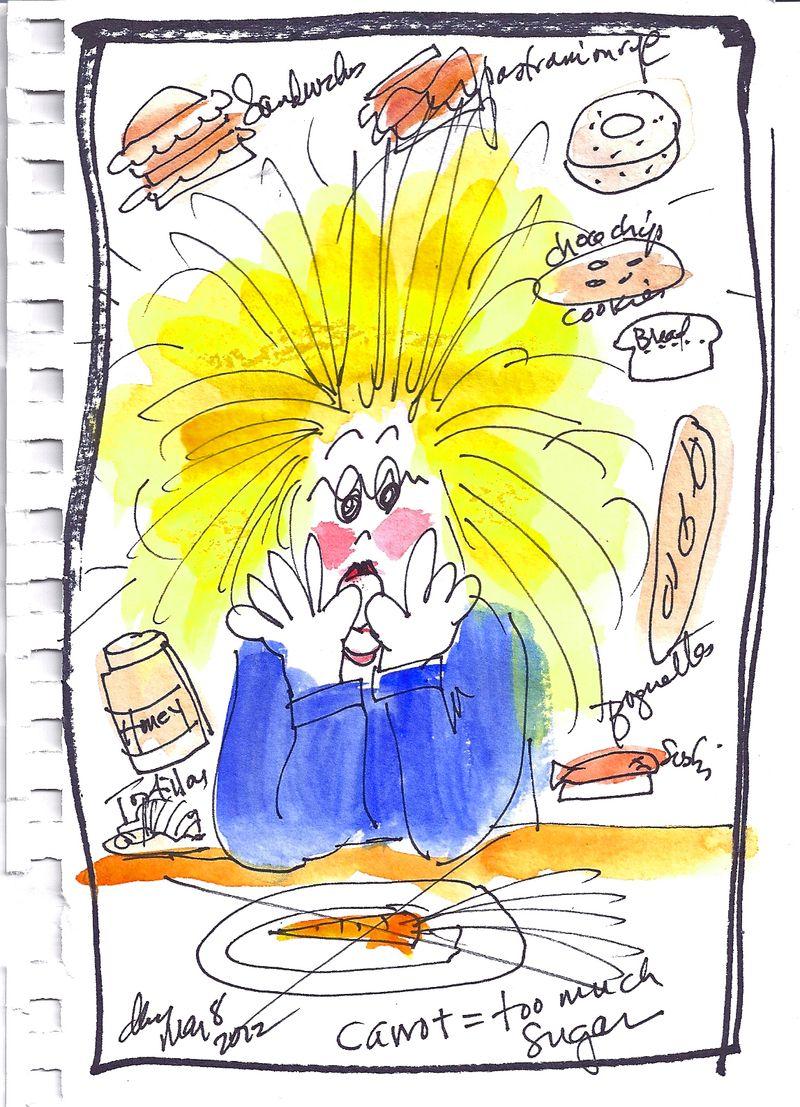 0May 8 carrot drawing