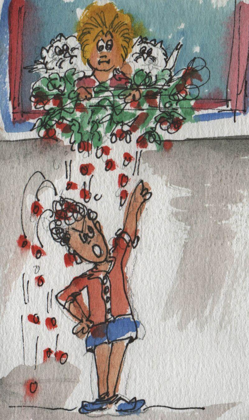Tomato Rain 1