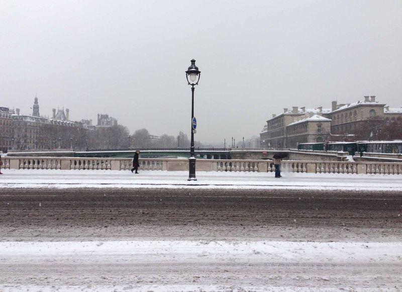 Seine Snow 3