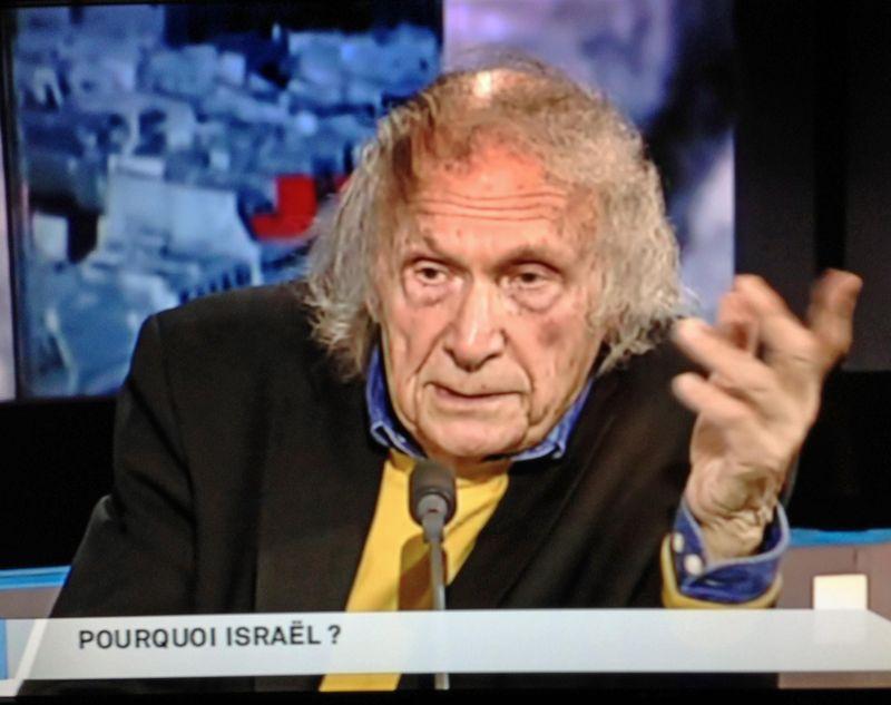 PourQuoi Israel?