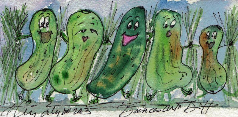Pickle Dance 1
