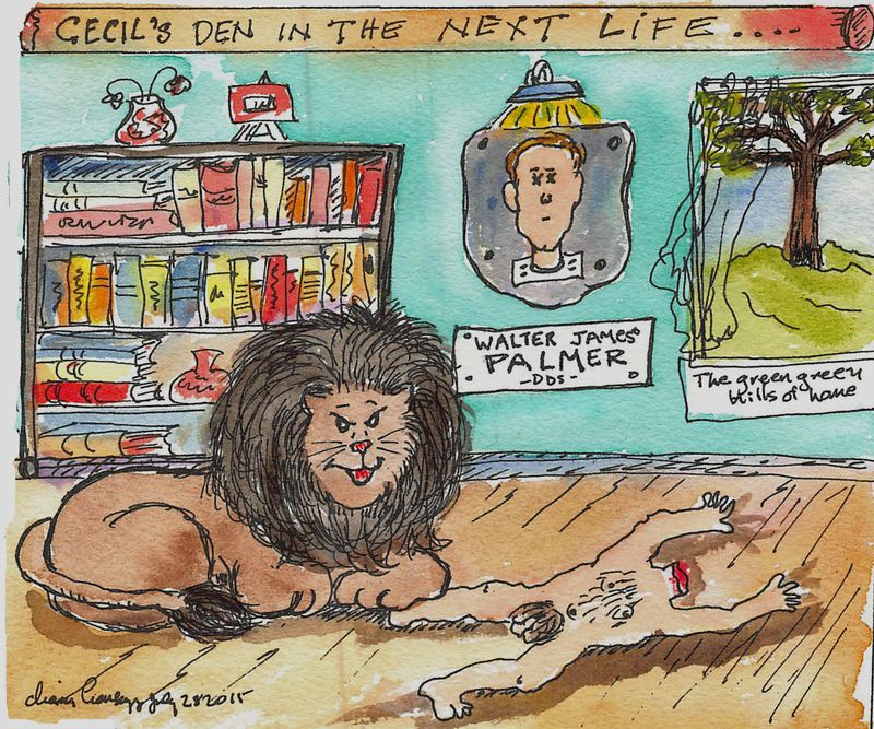 Cecil's Den In The Next Life